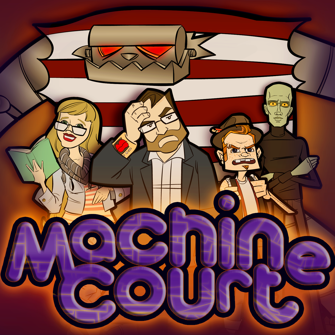 The Machine Court Podcast