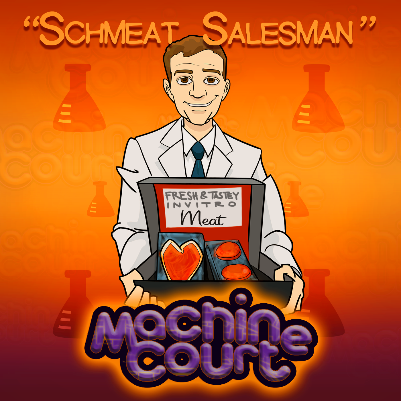 "3.5 ""Schmeat Salesman"""