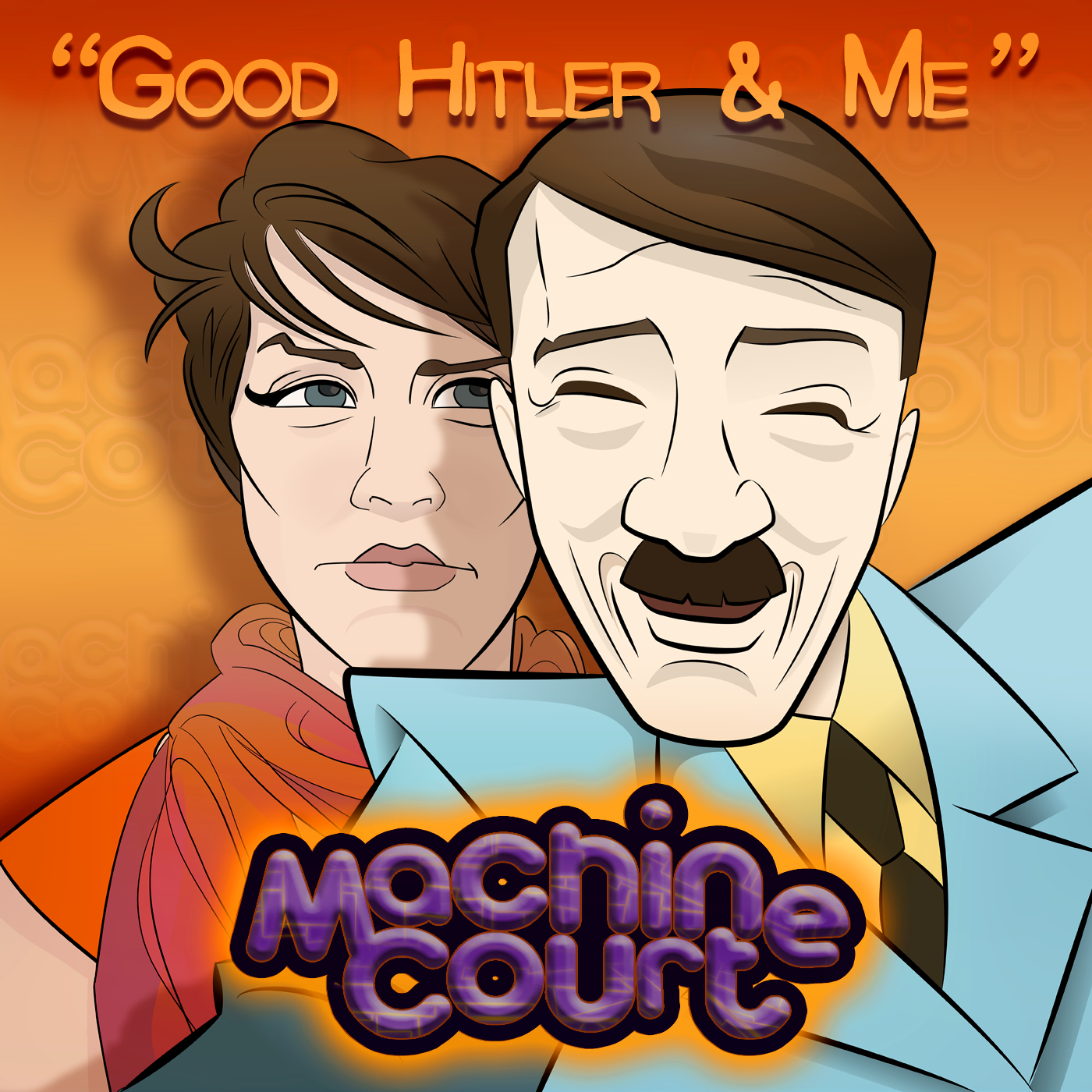"4.09 ""Good Hitler and Me"""