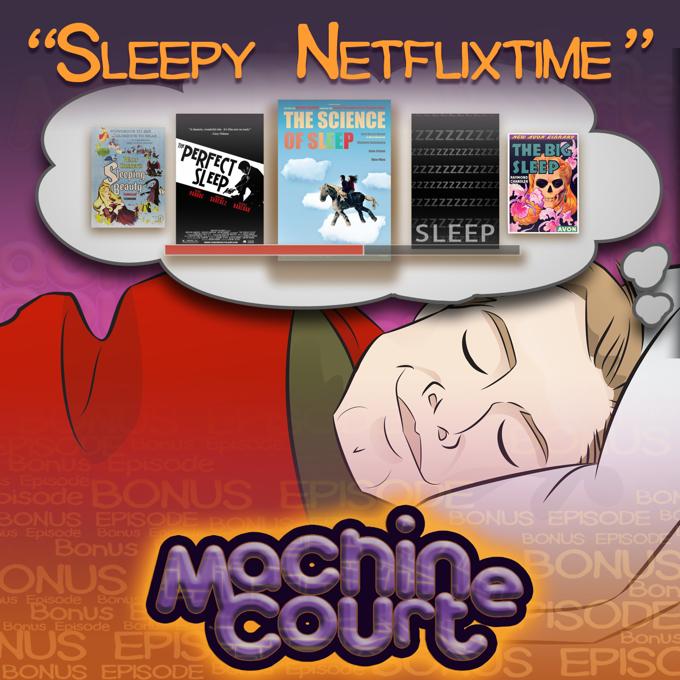"4.06 ""Sleepy Netflixtime"""
