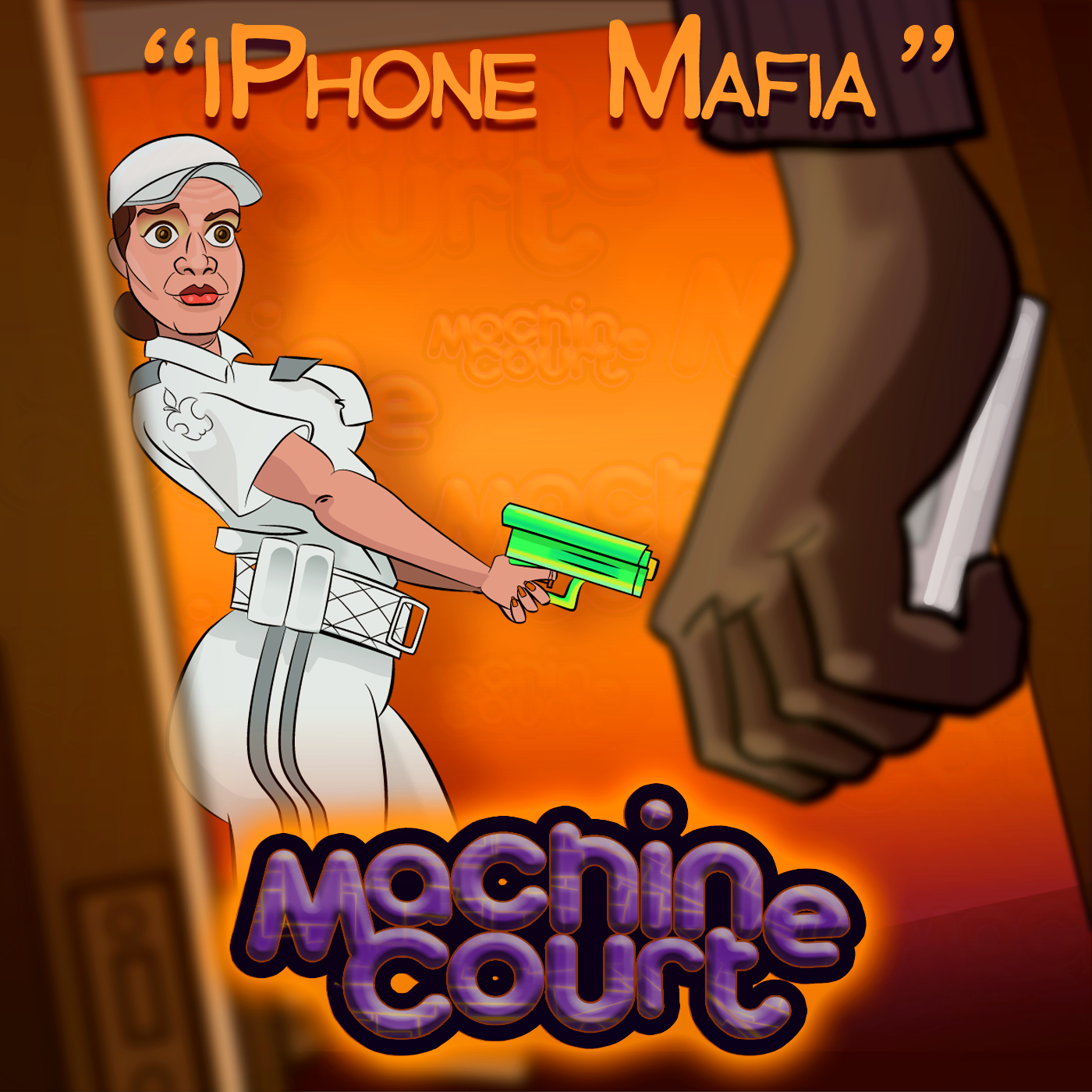"4.11 ""iPhone Mafia"""