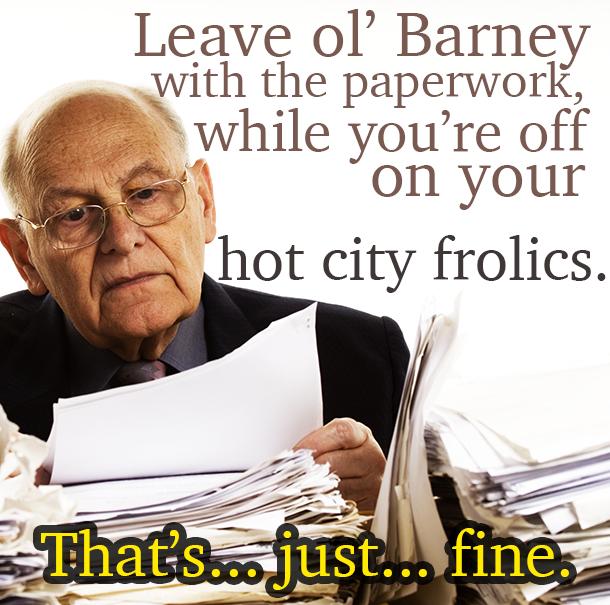 oldBarney